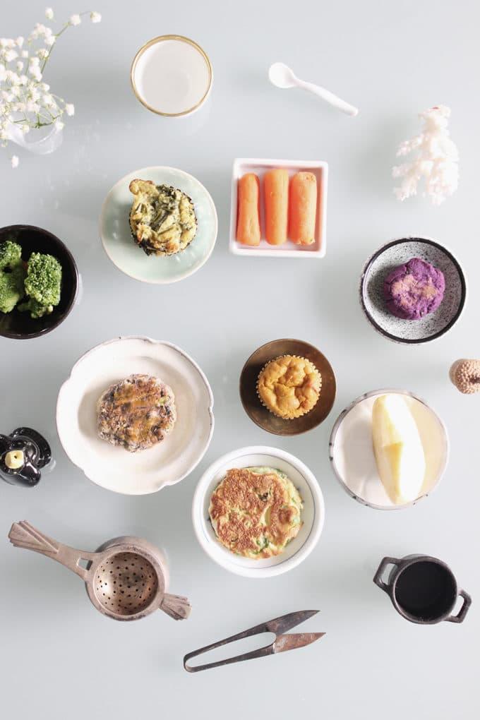 BLW離乳食レシピ