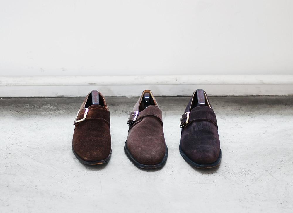 Giorgioのこだわり【Church'sの靴】
