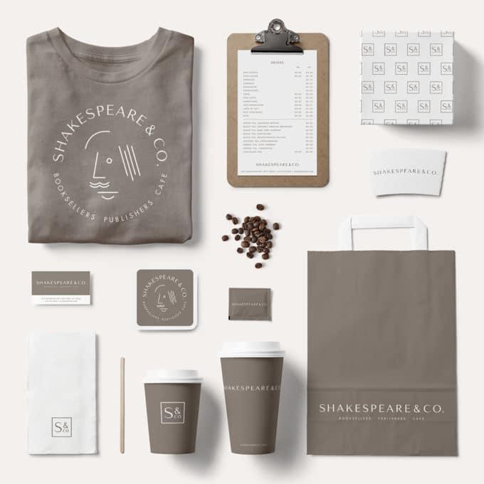 カフェのブランディング