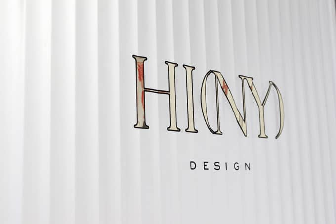 HI(NY)designのオフィス