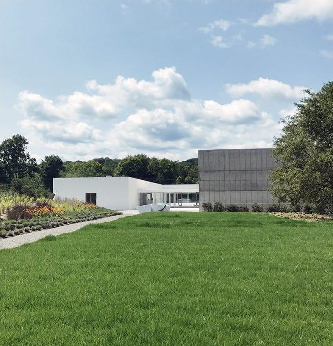 ニューヨーク近郊にある現代美術館、マガジーノ