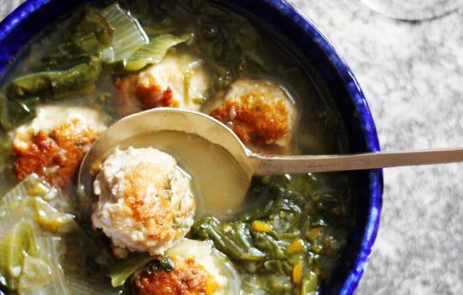 イタリアン・ウェディング・スープ
